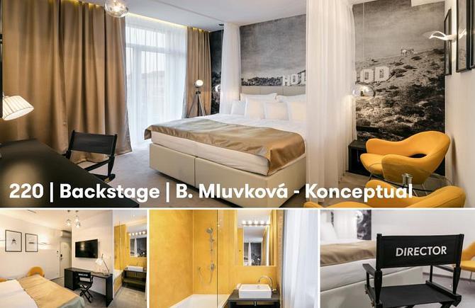 220 – Backstage – Barbora Mluvková
