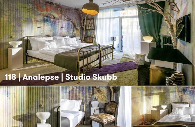 118 – Analepse 118 – Skubb Studio