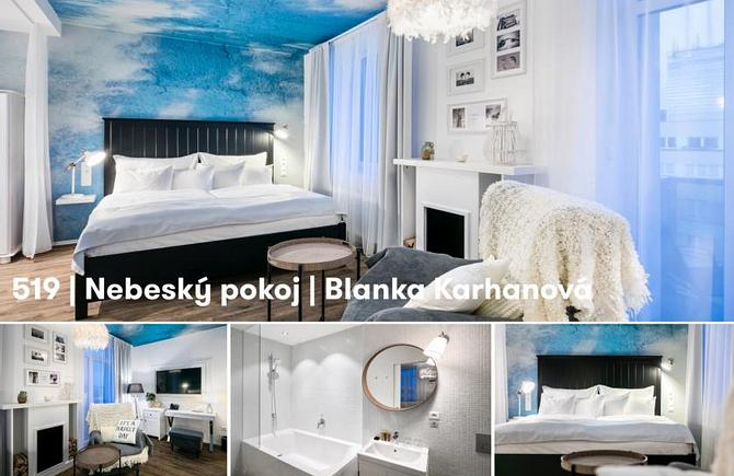 519 – Heavenly Room by Blanka Karhanova