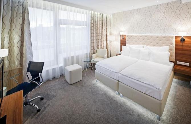 Deluxe Dvoulůžkový pokoj