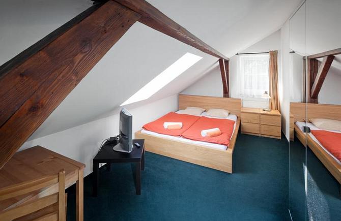 EKONOMY Double Rooms
