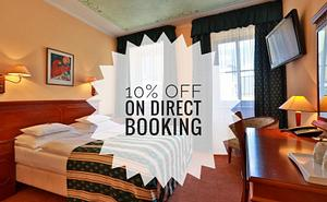 Hotel Meteor Plaza Prague | Prague | Book directly and get 10% off on your stay.