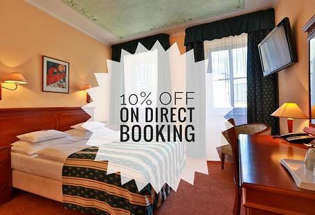 Hotel Meteor Plaza Prague | Prague | Rezervujte přímo a získejte 10% slevu na Váš pobyt.