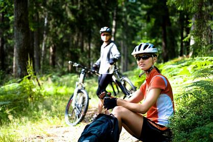 Pytloun Wellness Hotel Hasištejn | Místo, Ore Mountains | Cycling/Cross-country skiing in the Ore Mountains - 3 nights