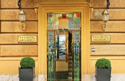 Hotel Arcangelo | Roma | Exklusive Flexible Rate