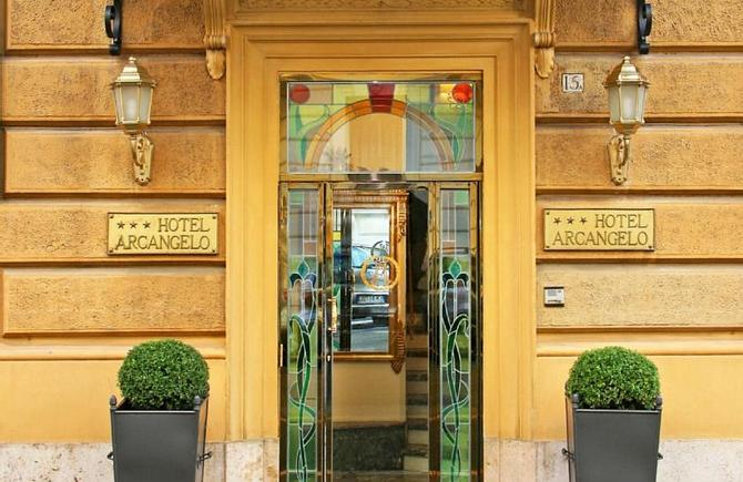 Hotel Arcangelo | Roma | Exclusive Flexible Rate