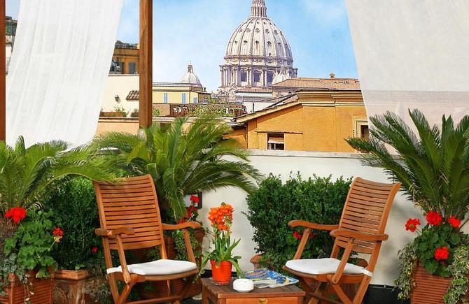Hotel Arcangelo | Roma | Prepaid Offer