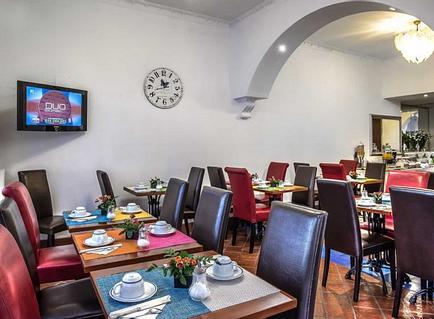 Hotel Caracciolo | Rome | Breakfast always included