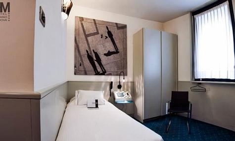 Hotel Milano | Padova | Single Rooms