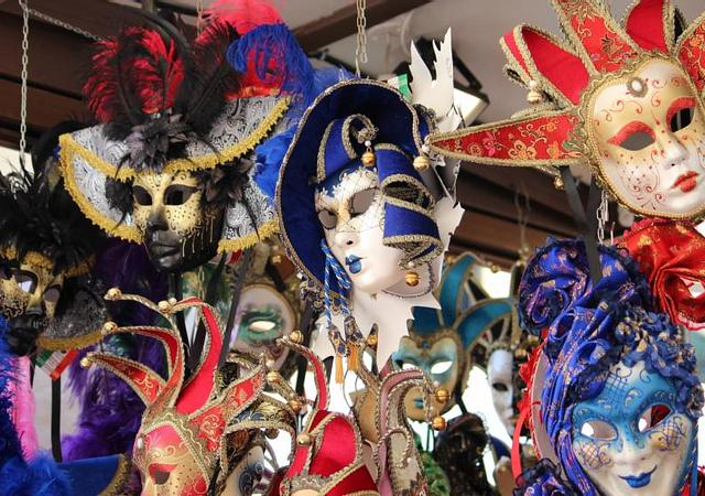 Hotel Ala  | Venice | Speciale PAINT YOUR OWN MASK