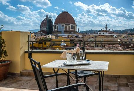 Hotel Machiavelli Palace | Florence | Exclusive Stay in Suite