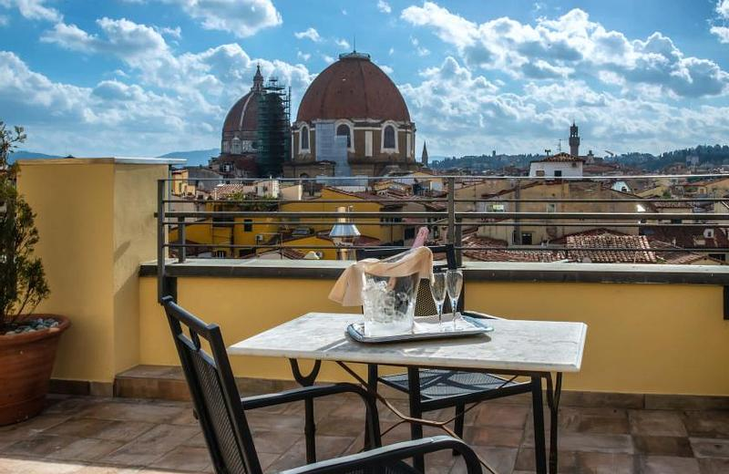 Hotel Machiavelli Palace | Florence | Estancia exclusiva en suite