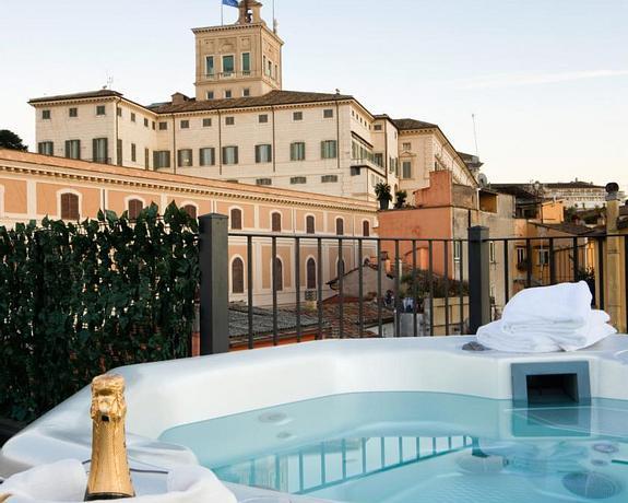Trevi Palace Luxury Inn | Rome | Offerta Long Stay