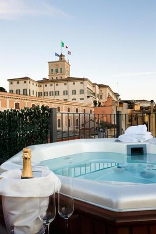 Trevi Palace Luxury Inn | Rome | Long Stay Offer