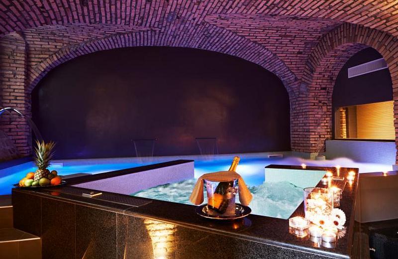 Hotel The Building | Rome | Buchen Sie ein Zimmer mit Zugang zum SPA