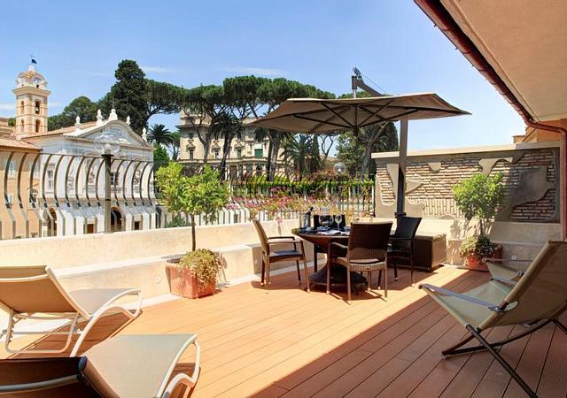 Hotel degli Artisti | Rome | Long Stay Offer