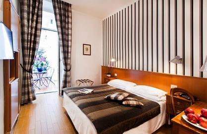 Hotel De Petris | Rome | Day Use Rooms