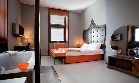 Orange Hotel | Rome | Junior Suite