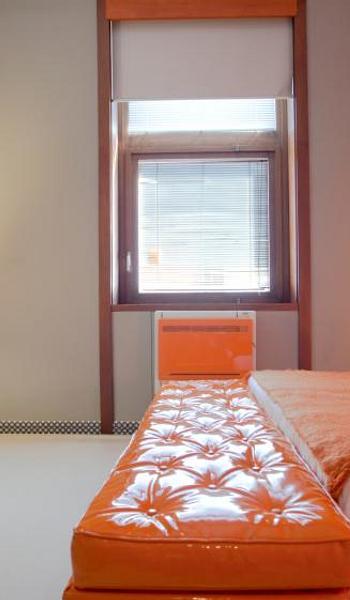 Orange Hotel | Rome | Deluxe Rooms