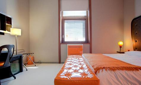 Orange Hotel | Rome | Camera Deluxe