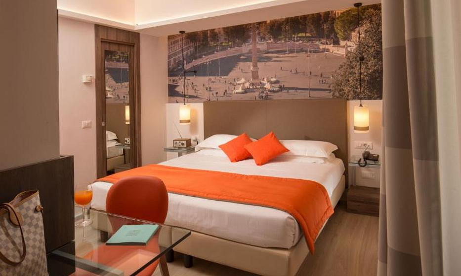 Villa Grazioli Boutique Hotel | Rome | Superior Double Room