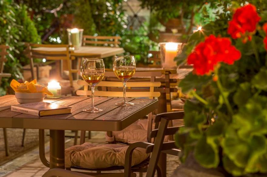 Villa Grazioli Boutique Hotel | Rome | Have a Dinner with us