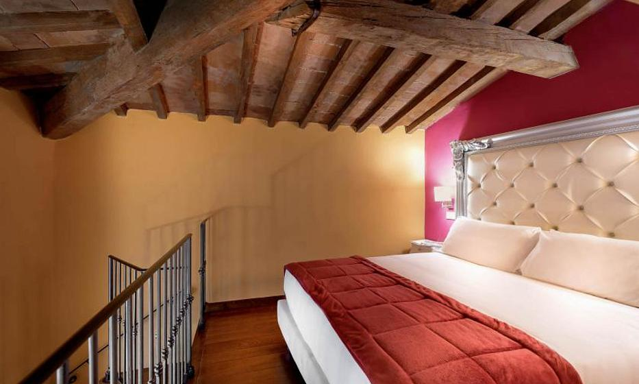Residenza Conte di Cavour & Rooftop | Florence | Quadrupla Standard