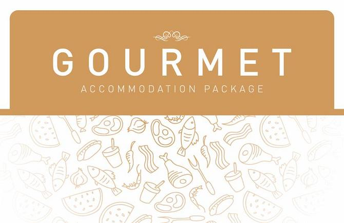 Hotel Nautilus | Tábor | Gurmánský balíček