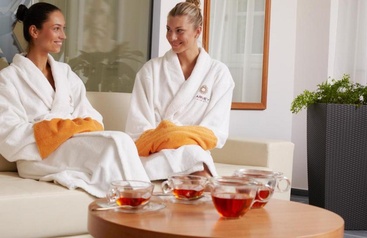 Spa & Kur Hotel Harvey | Františkovy Lázně | Intenzivní léčebný pobyt