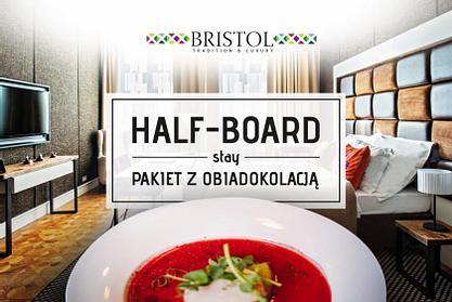 Bristol Tradition & Luxury Hotel | Rzeszów (woj. podkarpackie) | Half Board Package